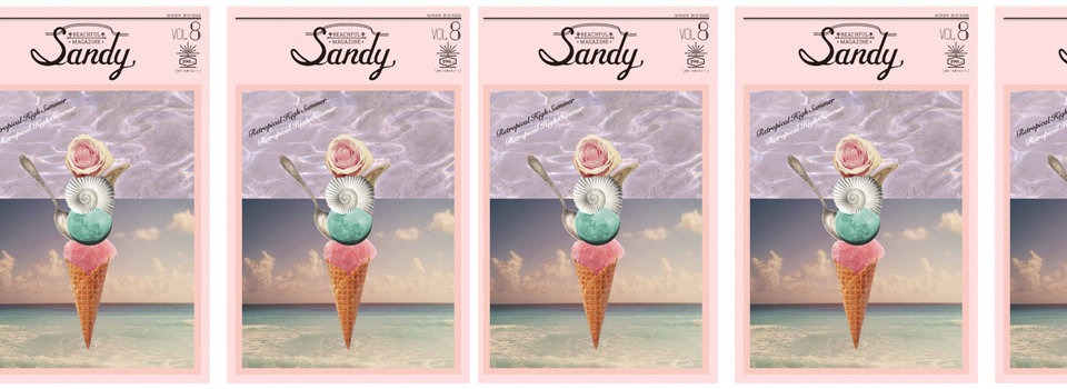 sakura | BEACHFUL MAGAZINE Sandy