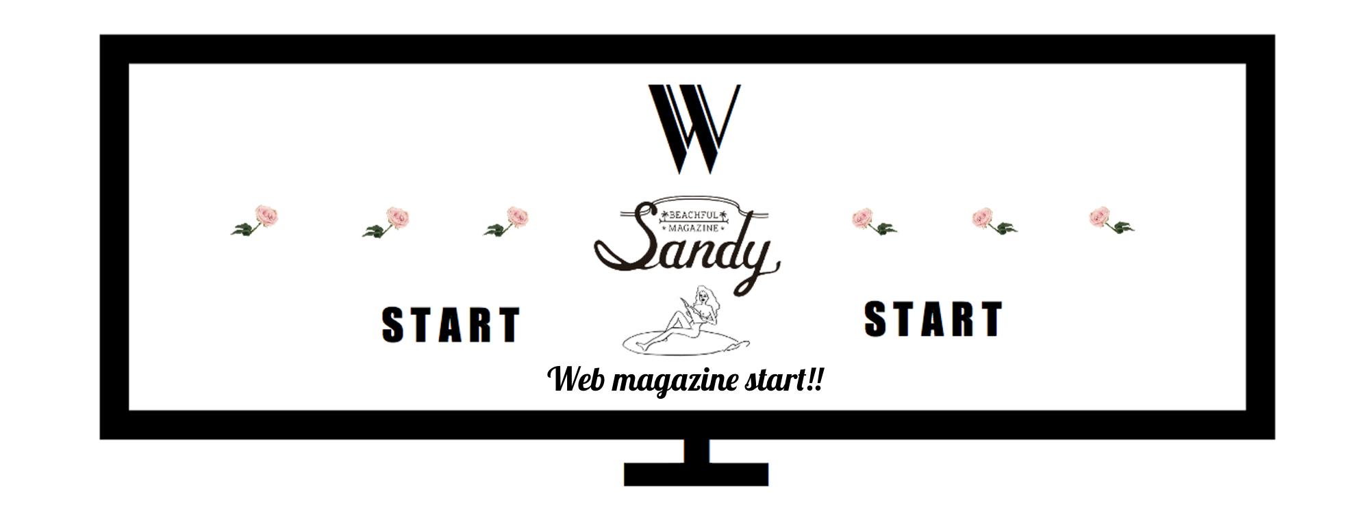 Sandy magazine